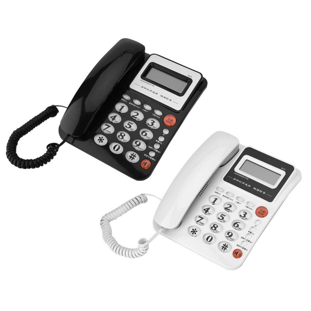 Office Electronics 2018 Telephone Wx-3019 Novelty Emulational Hamburger Telephone Wire Landline Phone Home Decoration Telephones & Accessories