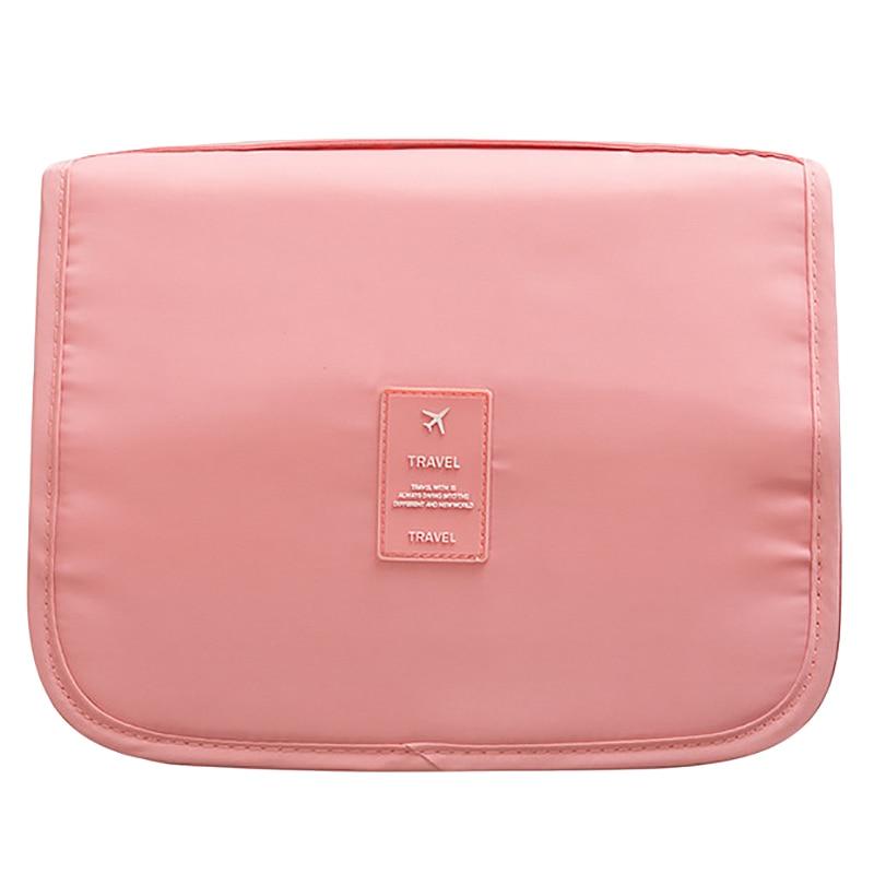JHD-Women Men Large Waterproof Makeup Bag Women Toiletries Bag Men Travel Wash Kit Beauty Cosmetic Bag