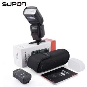 Image 5 - TRIOPO TR 982III TR 982 III 2.4G Wireless GN58 TTL 1/8000 HSS Master Slave Cameras Flash Speedlite for Nikon Canon