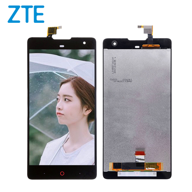 For ZTE Nubia Z7 Max NX505J Full LCD Display Touch Panel Screen Digitizer Glass Assembly Replacement