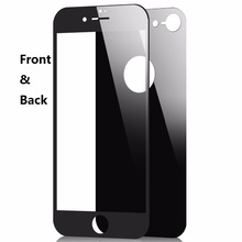 Front Back Screen Protector For iPhone Xs max Film 3D Full Body Cover Rear Toughened Tempered Glass For iPhone X 6s 7 8 plus XR