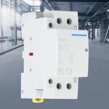 AC Contactor Din rail Household Low Power Consumption Contactor 2P 40A 220V/230V 50/60HZ 2NO or 2NC цена 2017