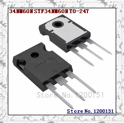 Price STF34NM60N