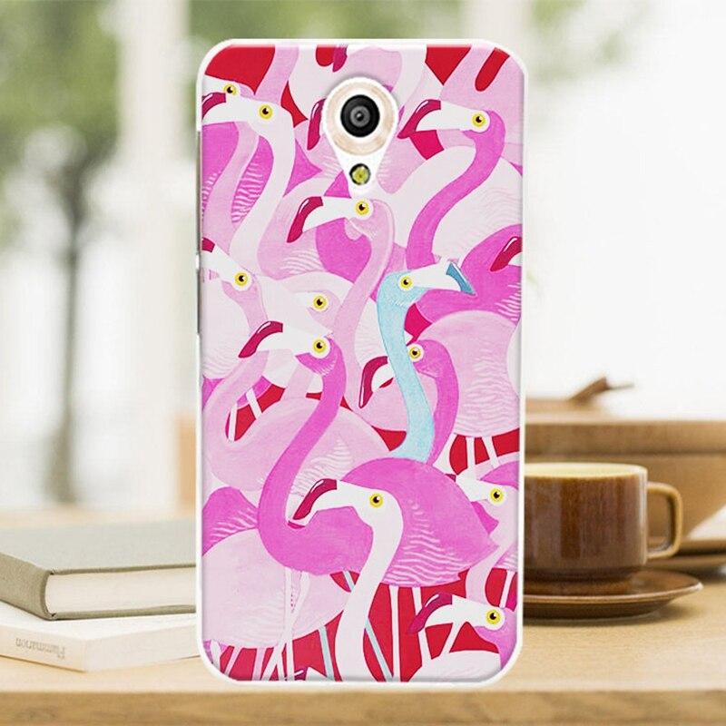 Русалка Новый Фламинго милые мягкие силиконовый чехол для телефона Vodafone VFD600 Smart премьер 7 Чехол Vodafone Смарт премьер 7 + бесплатный подарок