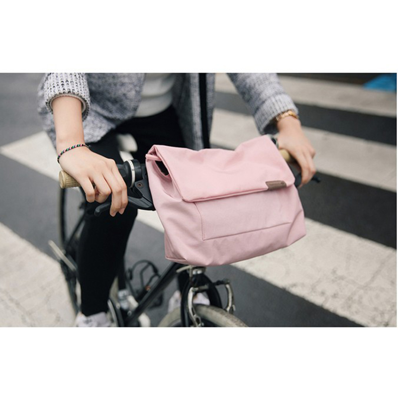 JULYS SONG Fashion Reflective Waterproof Bag Nylon High-capacity Multi-Function Travel Bag For Women Saddle Bicycle Bag