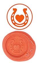 Custom Logo Luxury Vintage Wax Seal Stamps Kit Wedding Invitation Sealing Stamps Gift