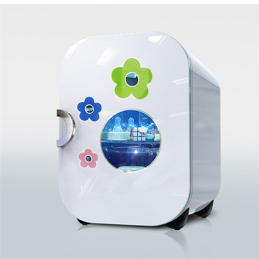 22L Baby Milk Bottle UV Sterilizer Cabinet Disinfector Ultraviolet Baby Feeding Bottle Disinfection With Drying Function J-1000E