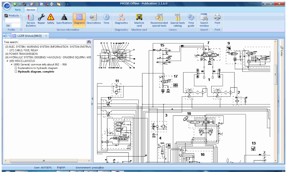 Volvo L220f Wiring Diagrams Wiring Diagram
