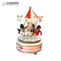 Brand New Fashion Design Wool 18 Music Box Music Box With Free Delivery Worldwide