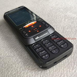 Image 3 - Refurbished Free Shipping Sony Ericsson W850 Bluetooth Mobile Phone 2.0MP Unlocked W850i Cell Phone