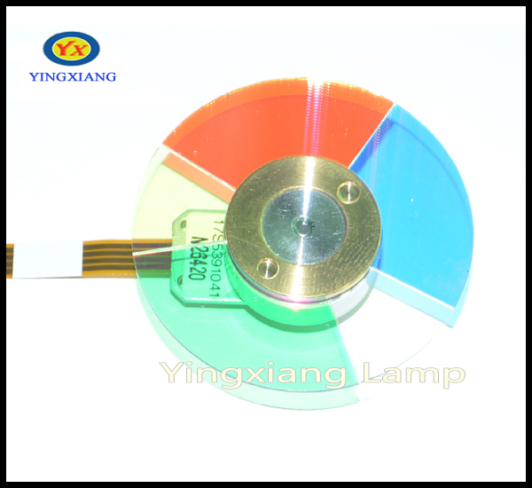 Original projector accessory / projector color wheel for  PW730,high quality