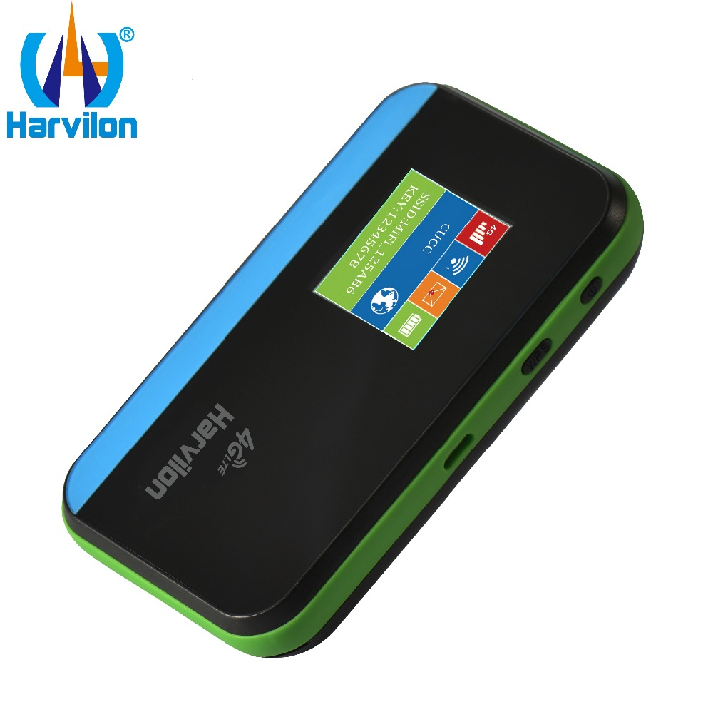 Factory Cost 4G LTE Mobile Hotspot Wi Fi Router With SIM 4G