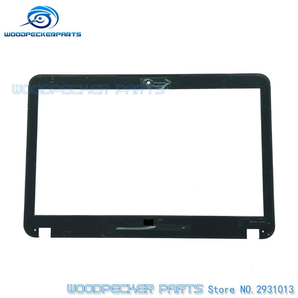 все цены на  Laptop New Original For DM4 DM4-1000 DM4-2000 LCD Front Bezel Cover Non touch Frame 6070B0493201 636938-001  онлайн