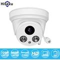 Hiseeu 720 p 960 p 1.0mp cctv 1.3mp rede ip câmera mini família ONVIF indoor Dome Segurança IR CUT Night Vision P2P Remoto HCR6