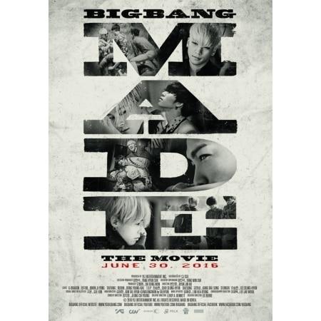 BIGBANG10 BIGBANG MADE POSTER SET bigbang10 bigbang made program book 136 pages photobook kpop