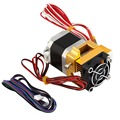 3D Printer Head MK8 Extruder 1.75 Filament Extra Nozzle 0.4MM Feed Inlet Diameter Extruder Printing Accessory