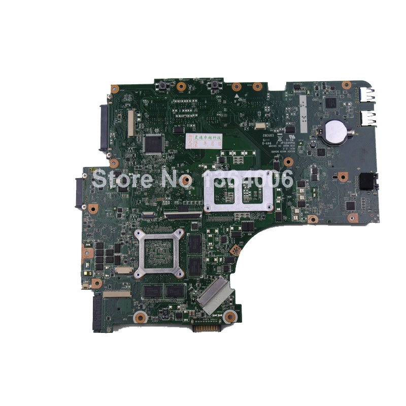 For ASUS N53SM Original laptop motherboard (mainboard) nvidia GT630M  2 RAM slots Rev 2.2 2.0 tested well original new for asus n43sl laptop motherboard rev 2 0 ddr3 hm65 gt540m 1g n12p gt a1 mainboard