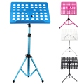 FL-05R Foldable Lightweight Aluminium Alloy Sheet Tabletop Music Stand Holder With Waterproof Carry Bag