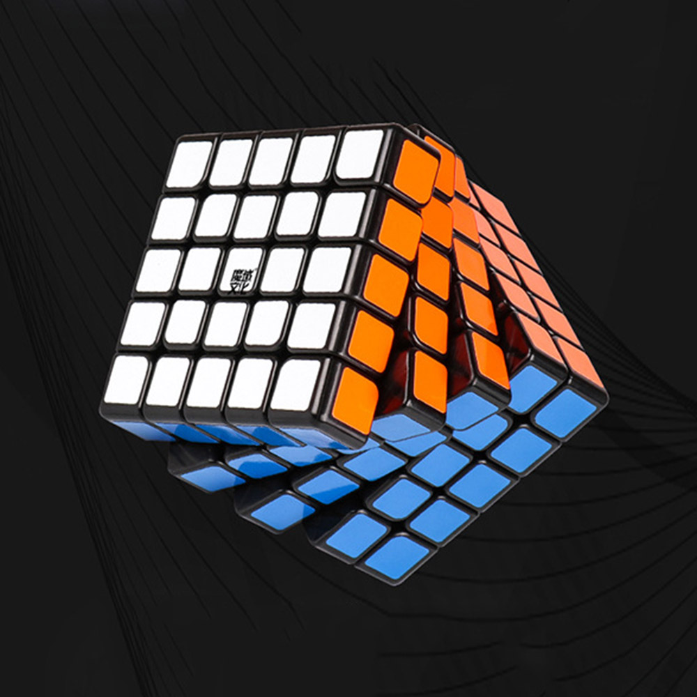 Moyu Aochuang GTS5M Magnétique 5*5*5 Magique Cubes Puzzle Vitesse Cube Jouets Éducatifs Cadeaux pour les Enfants Enfants