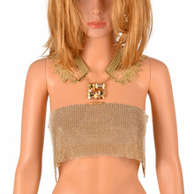 BK Fashion Body Jewelry Women Aluminium Piercing Personality  for Chain Travel Souvenirs Birthday Gift