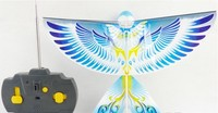 2/lot trzepotanie skrzydła jak autentyczne ptak rc helikopter rc flying bird samoloty rc samolot e-bird chłopiec zabawki p2