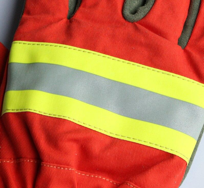 Ingyenes házhozszállítás hosszú ujjú tűzoltó védőkesztyűk - Szerszámkészletek - Fénykép 4