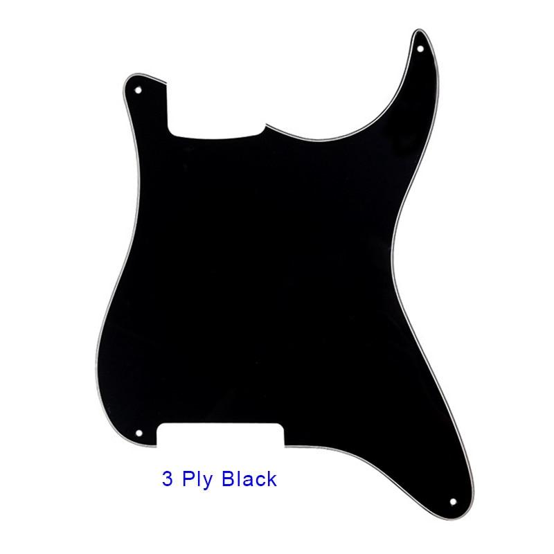 3 ply black