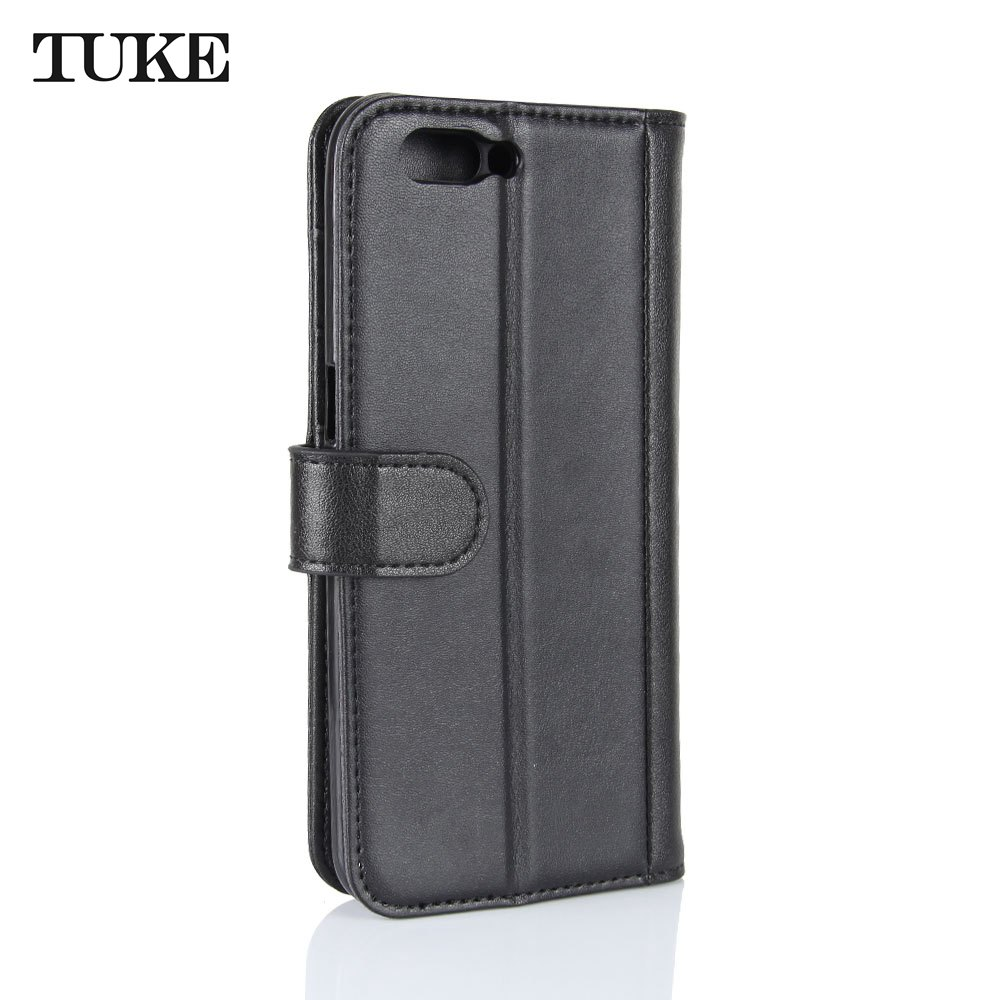 TUKE Cover Fundas For OPPO R11 Genuine Leather Case Wallet Card Holder  Phone Case For OPPO R 11 Flip Silicone Case Cover Luxury-in Flip Cases from  ... 49f1ee72fd79