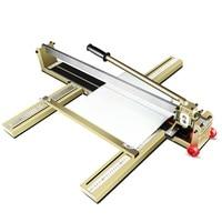 Manual Tile Push Knife 800 1000 1200 Push Cutter Floor Tile Cutting Machine