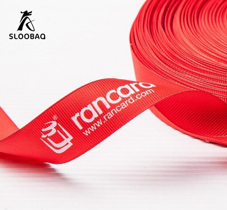 3d27f1616 Barato personalizada 16mm impreso grosgrain cinta DIY pelo accesorios  artesanales decoración del partido