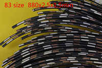 Guitar Part 30 Strip LUTHIER PURFLING BINDING MARQUETRY INLAY New Guitar Parts 880x2 5x1 5mm 83