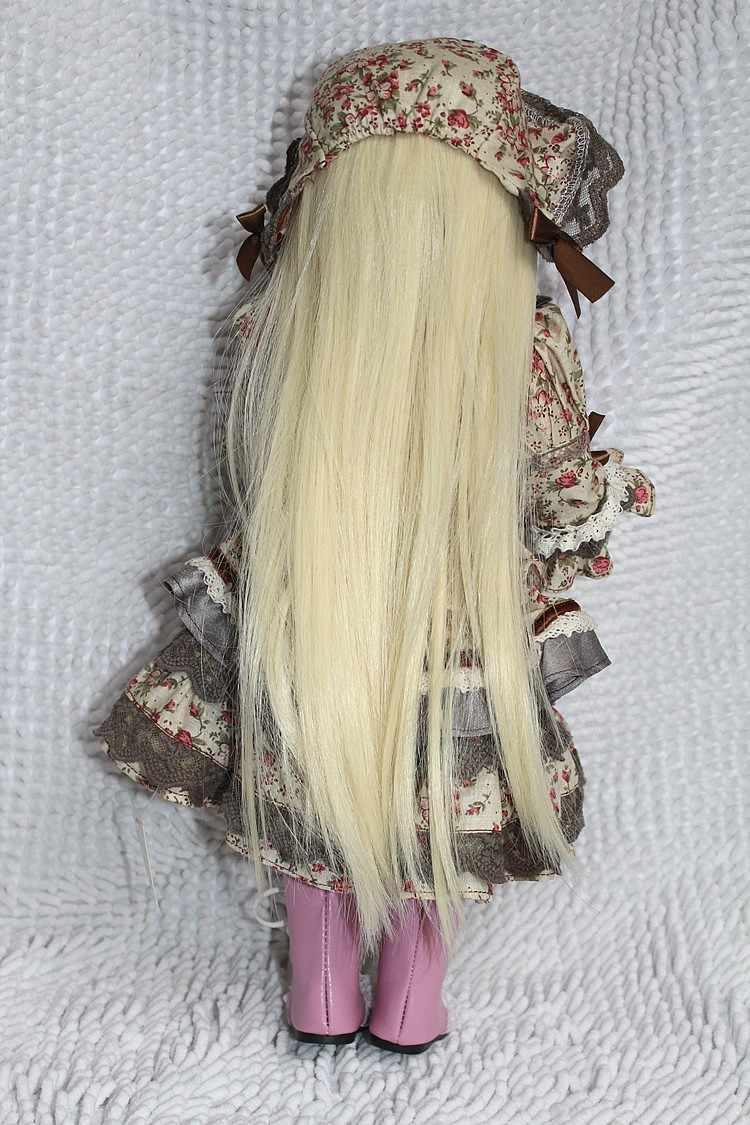 NPK 45 см новые SD/BJD виниловые Reborn Детские игрушки, куклы как живые детские домашние куклы с короткими волосами Детские подарки игровой дом