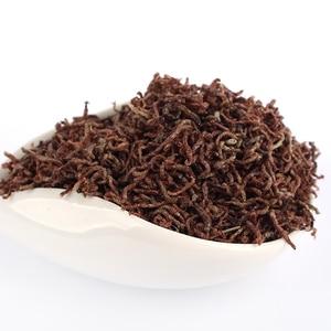 dried red worm Rajah Cichlasoma fish food fish feed food bulk sale 50g