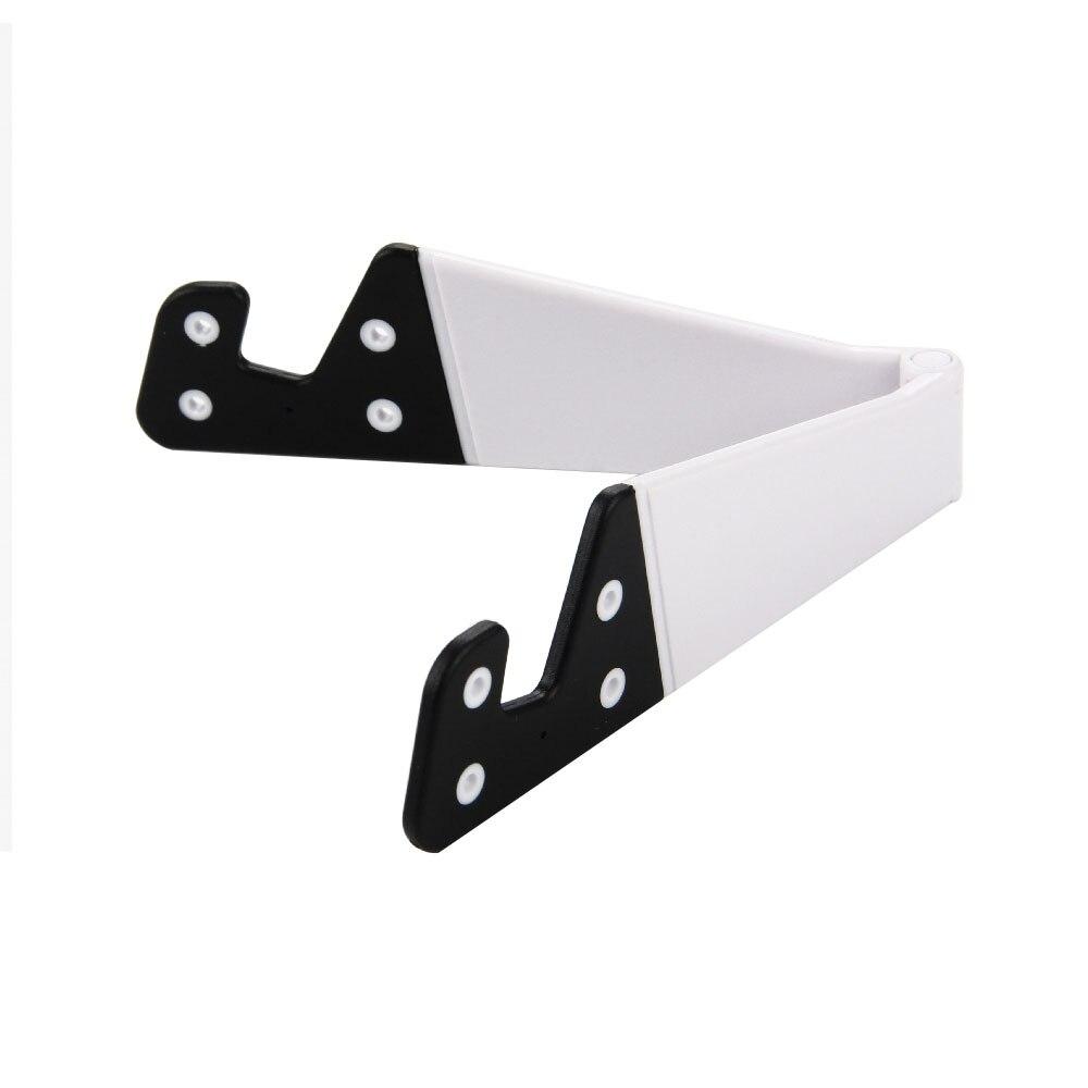 BBGear Universal Tablet Phone Holder Foldable Desktop Stand Holders for iPhone 6 6s 7 8 Plus X iPad Samsung Mobile Phone Bracket
