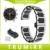 20mm 22mm faixa de relógio de aço inoxidável + cerâmica para tag heuer carrera homens aquaracer mulheres butterfly fivela cinta de pulso pulseira