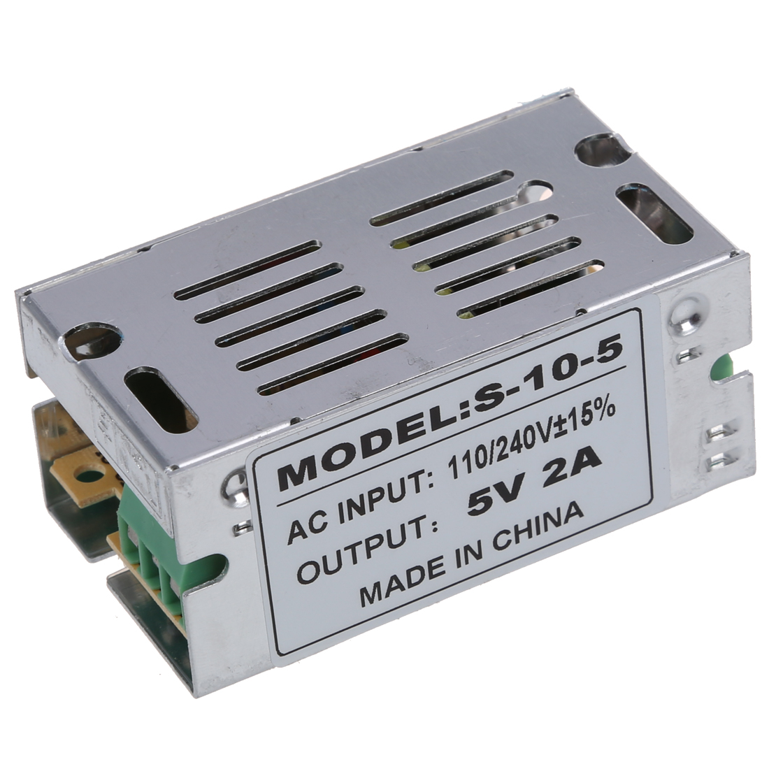 AC 110-240v to DC 5v Switching Power Supply Converter SA10-05 WS A9g7 for sale online