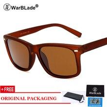 Polarized Sunglasses Men Women Brand Designer Retro Vintage