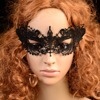 9 Styles Party Costume Lace Eye Masks Women Eyewear Masquerade Prop Dressup for Mask Evening Party 3