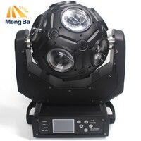 MengB 12x20 Вт RGBW 4in1 светодиодный луч света Футбол движущихся головного света DMX DJ/Fest/дома /бар/этап/вечерние свет светодиодный этап машина