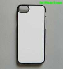 2d PC حالة ل فون 8 التسامي البلاستيك طباعة حالة مع للطباعة معدن الالمنيوم إدراج لوحة مزيج اللون 10 جزء/الوحدة