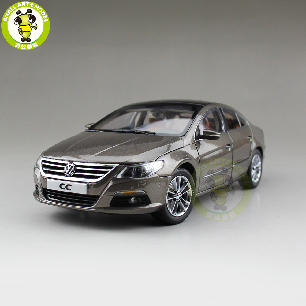 1/18 VW Volkswagen Magotan Passat CC Diecast Car Model Toys Girl Boy Birthday Gift Collection Hobby Gold 1 18 vw volkswagen teramont suv diecast metal suv car model toy gift hobby collection silver