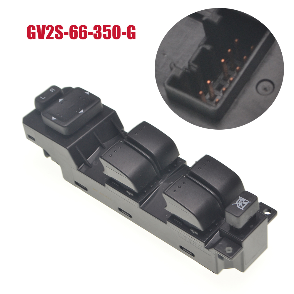 NEW Electric Power Window Master Control Switch For Mazda 6 2006 2008 GV2S 66 350 G