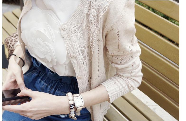HTB1rF5SLVXXXXcFXFXXq6xXFXXXk - Wonderfulland women summer 3d camellia embroidery luxury T-shirt