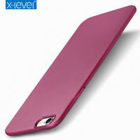 X Level TPU Mobile Phone Case For IPhone 6 6S 4 7 6 6S Plus 5