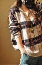 สุภาพสตรีหลวมแฟชั่นเสื้อกันหนาวเสื้อสวมหัวแขนค้างคาว