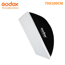 """Godox SB-bw 70×100 см 27.5 """"х 39"""" Speedlite Студия Строуб Flash фото Светоотражающие Софтбоксы софтбокс диффузор для Bowens"""