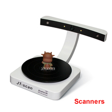 New Arrival 32Bits Dual Laser 3D Scanner JT-scan 3D Printer Scan 2MP CMOS Image Sensor USB Interface 3D Scan for 3D Printer