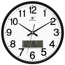 3D Led Wall Clock Modern Digital Wall Clock Modern Design Clocks For Home Decor Silent Simple Electronic Kitchen Watch Lcd 40B44 цена и фото