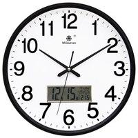 3D Led Wall Clock Modern Digital Wall Clock Modern Design Clocks For Home Decor Silent Simple Electronic Kitchen Watch Lcd 40B44