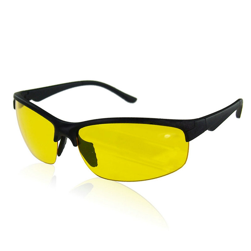 HD Night Vision Glasses Outdoor Sports Sunglasses Cycling Bike Polarized Glasses